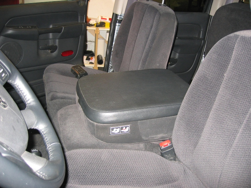 05 Dodge Ram Original Front Seat Picture